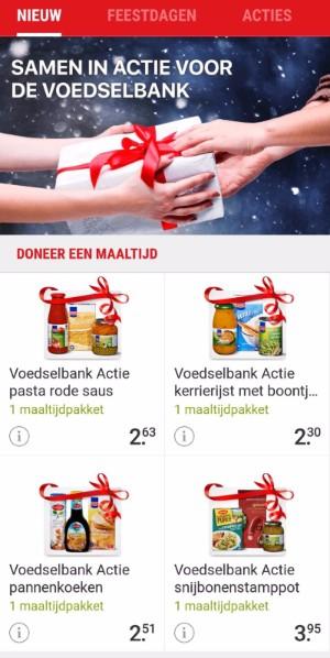 Voedselbankactie - Edited