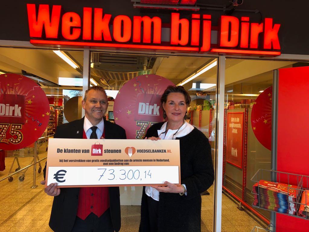 15.02.18 Dirk cheque voedselbank