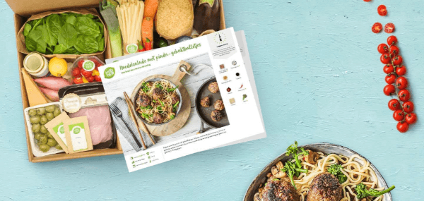 hellofresh voedselbank
