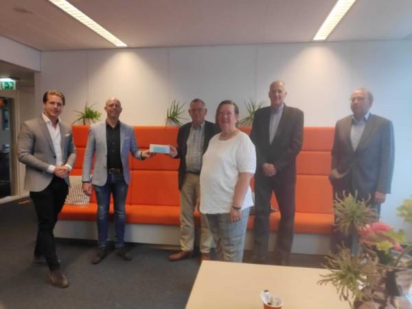 Argos doneert mondkapjes aan de Voedselbanken