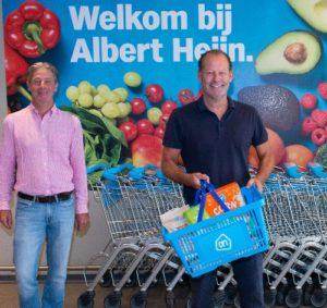 grote ontbijtactie Albert Heijn voedselbank