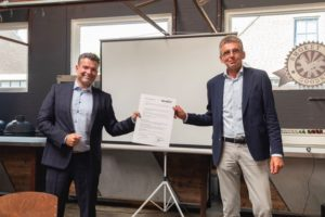 NextDeli samenwerking voedselbank